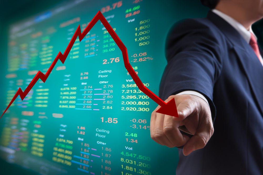 Что делать при резком падении рынка